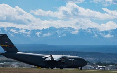 The C-17 Globemaster is Coming!