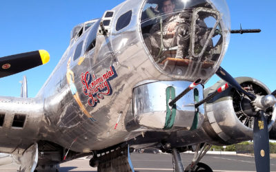 B-17G Sentimental Journey is Coming to Tribute!