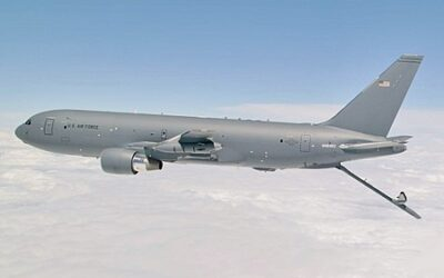 Welcome KC-46!